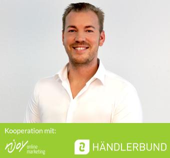 Händlerbund und njoy online marketing SEO Tricks für Onlineshops