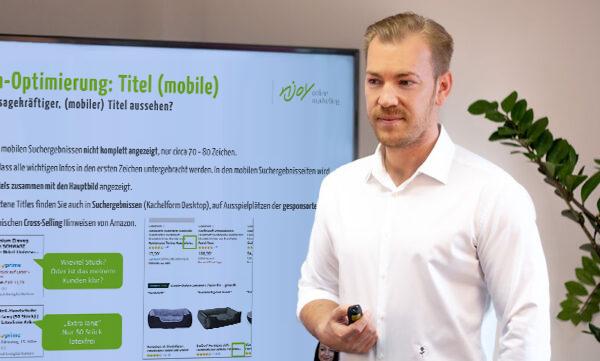 Seminar Daniel Heidinger | njoy online marketing
