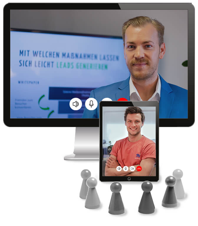 Ihre Referenten | njoy online marketing