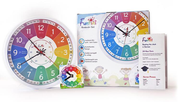 Printprodukte für Funtini