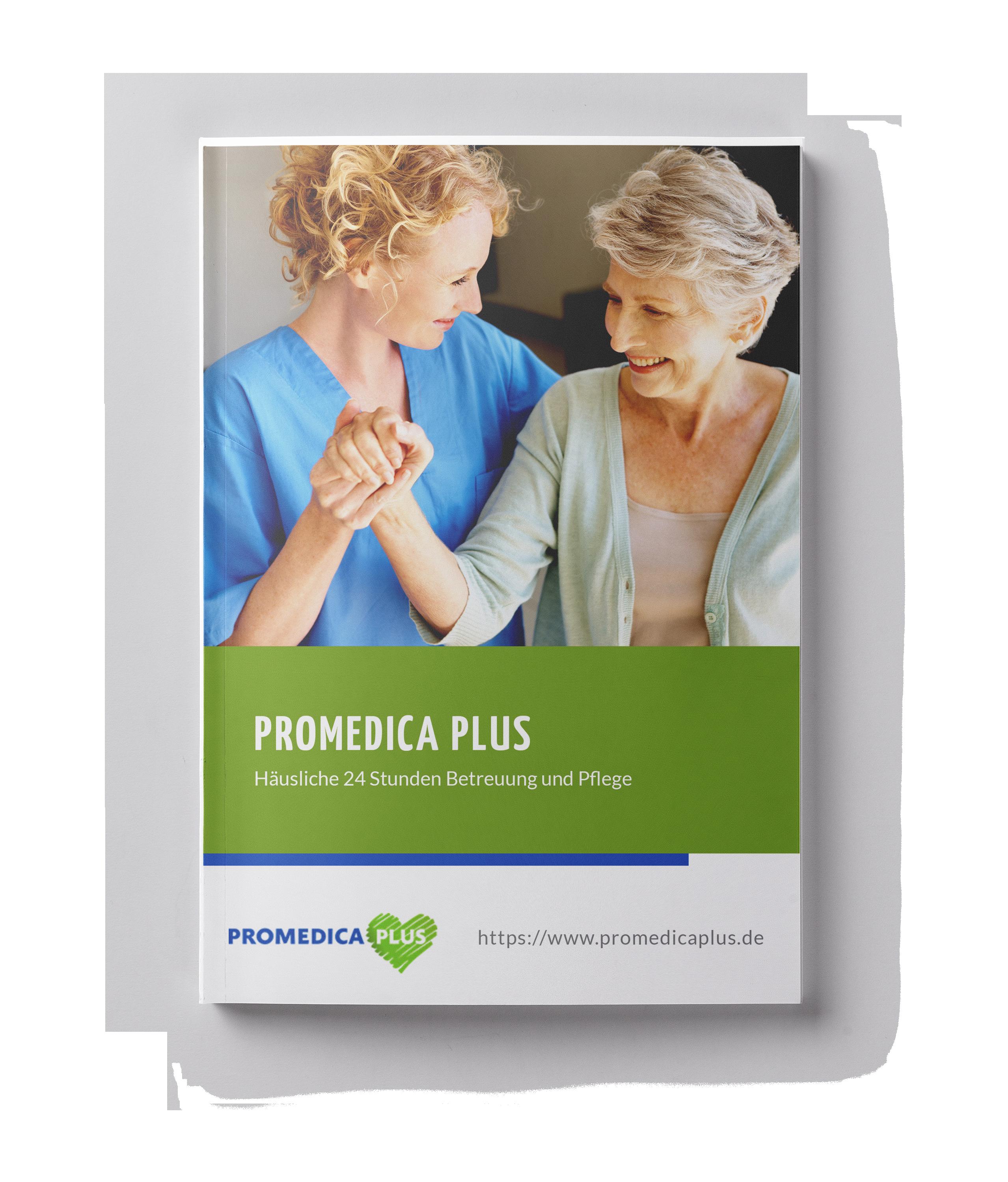 Case Study Promedica Plus Website Relaunch