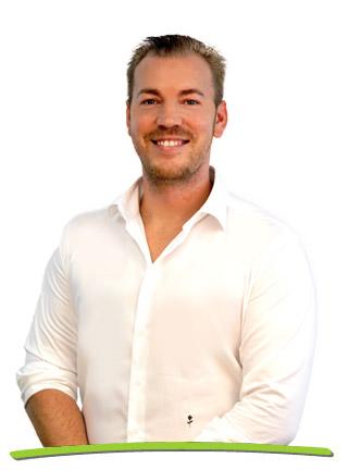 Trainer Daniel Heidinger