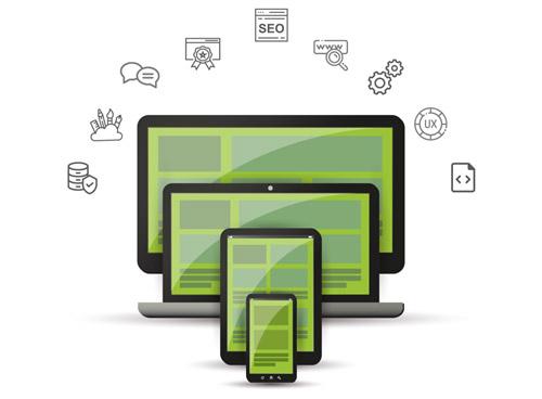 Grafik Webdesign Agentur